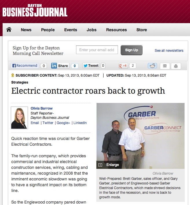 Thumbnail of Dayton Business Electrical Contractor